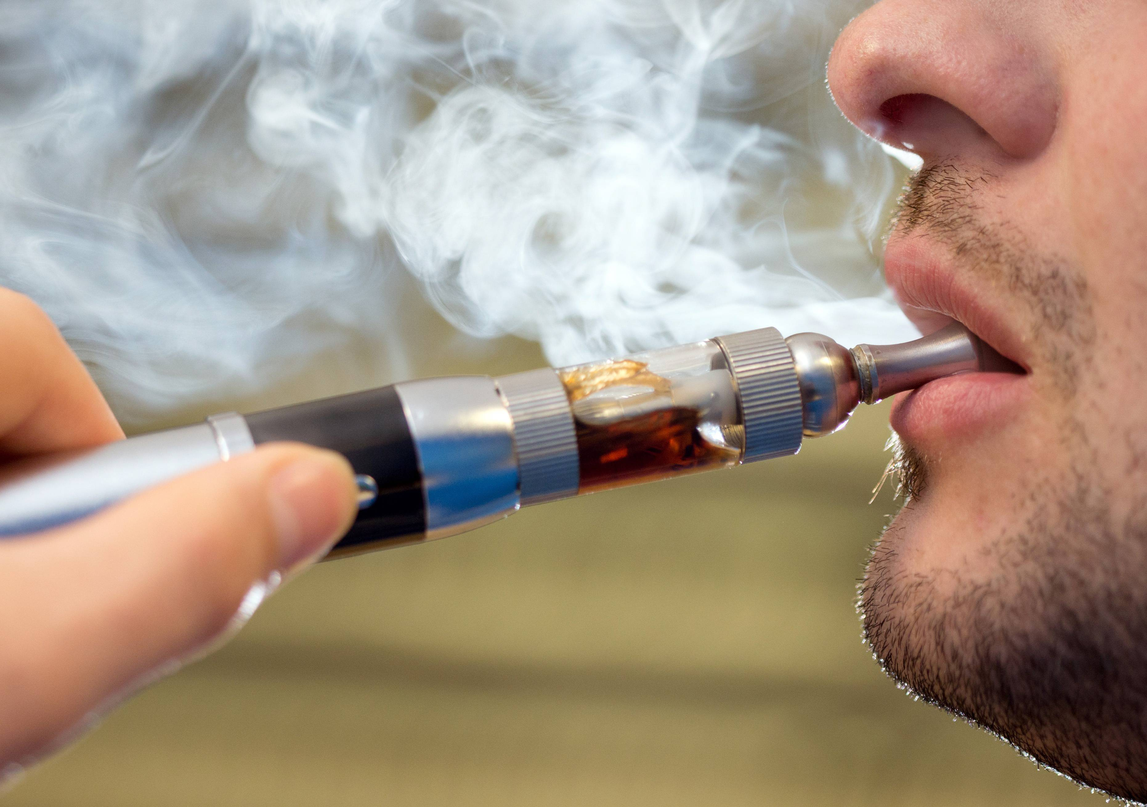 sigaretta elettronica fa male