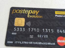 Postepay: dal 1° ottobre nuovo IBAN per le carte Evolution