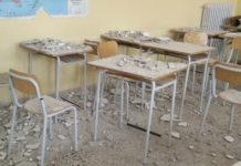 Scuola: 50 crolli nell'ultimo anno scolastico.