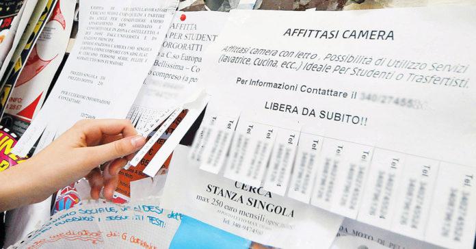 Università: per i fuori sede spesa fino a 9600 euro