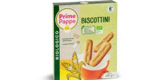 Biscottini Prime Pappe richiamati per presenza di ocratossina A.