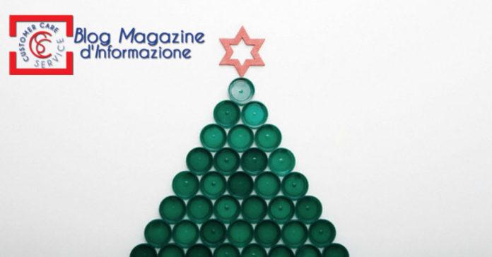 Natale Sostenibile: al via campagna Customer Care Service su consumo responsabile