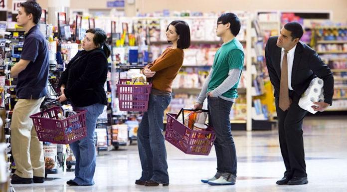 Pazienza e shopping, Tiendeo: dopo 11 minuti di coda, mollo tutto.