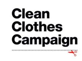 """Clean Clothes Campaign: 2 italiani su 3 chiedono una moda """"più pulita""""."""