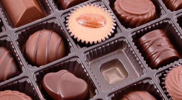 Quante calorie ci sono in un singolo cioccolatino?