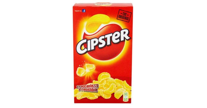 Sfogliatine di patate Cipster richiamate per presenza di glutine da frumento.