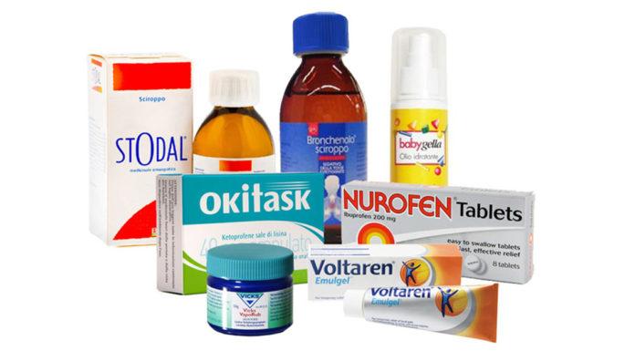 Aumentano i farmaci da banco? Non è proprio così.