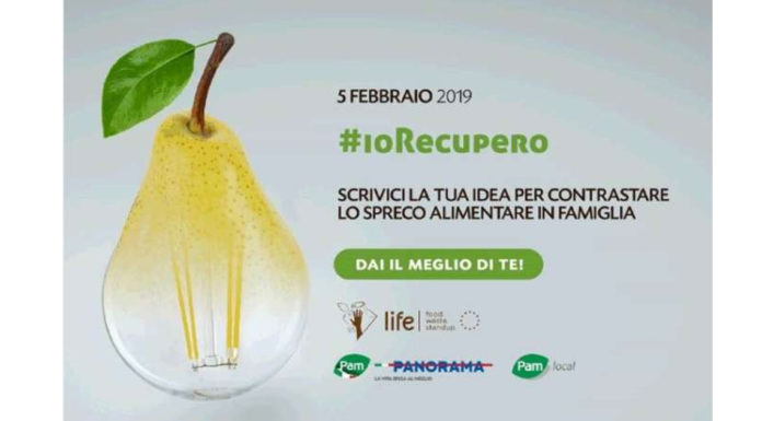 Spreco alimentare: al via campagna social #IoRecupero