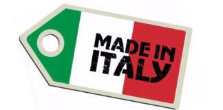 """Il """"Made in Italy"""" nel carrello."""
